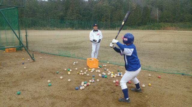 野球教室_a0105698_22254473.jpg