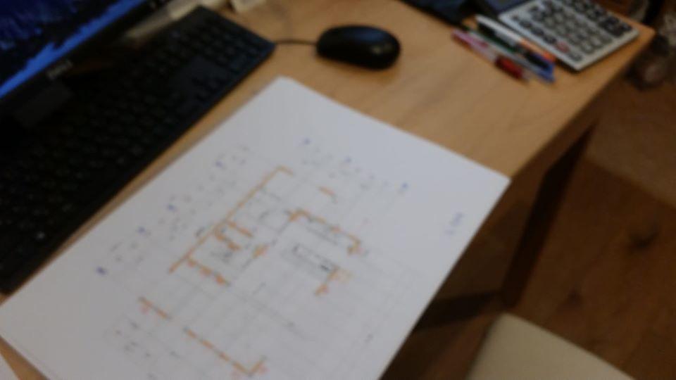 川越市の家 着工準備中です_d0080906_16414816.jpg