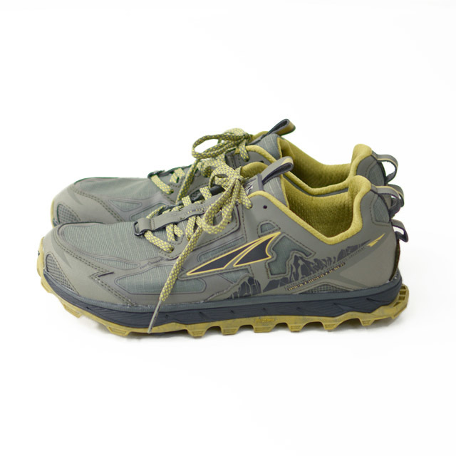 ALTRA [アルトラ] LONE PEAK 4.5 M [AL0A4PE] トレイルラン、ハイキング、 Lime×Red / Olive×Willow MEN\'S _f0051306_18111541.jpg