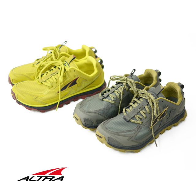 ALTRA [アルトラ] LONE PEAK 4.5 M [AL0A4PE] トレイルラン、ハイキング、 Lime×Red / Olive×Willow MEN\'S _f0051306_18111547.jpg