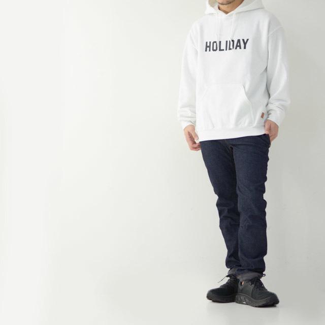 DELICIOUS [デリシャス] HOLIDAY Hoodie [HMS-004] ホリデイフーディー・フード・パーカー・MEN\'S _f0051306_18385278.jpg