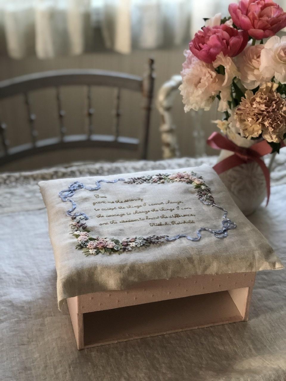 花々の詩のジュエリーBOX〜変わらぬ想いと共に〜_a0157409_11310377.jpeg