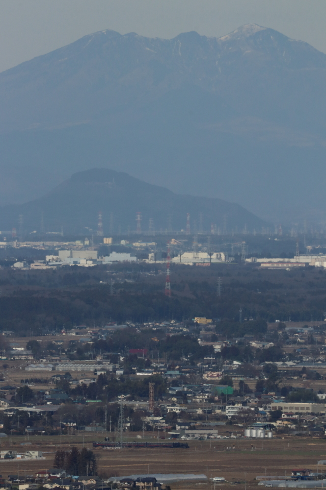 高原山は微かに雪化粧 - 2020年冬・真岡鉄道 -_b0190710_22430816.jpg