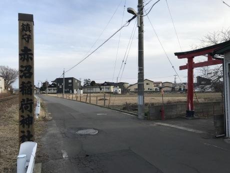 赤沼稲荷神社_e0148212_22053680.jpg