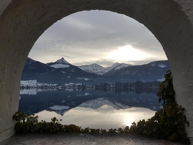 2020年1月 ヴォルフガング湖の冬景色_c0167813_06425215.jpg