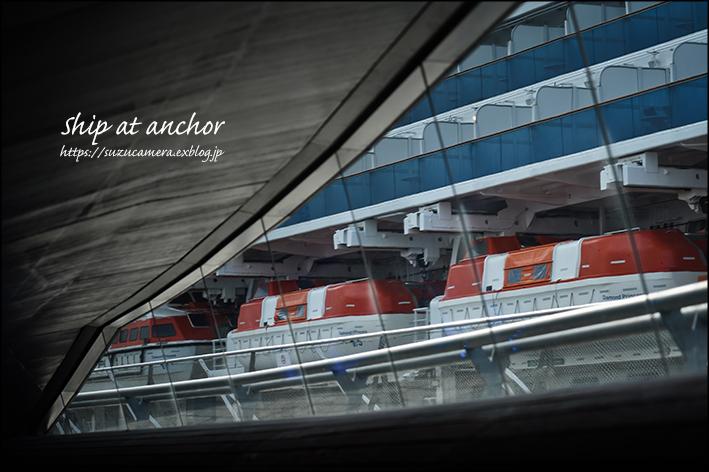 大型客船の存在感_f0100215_19144321.jpg