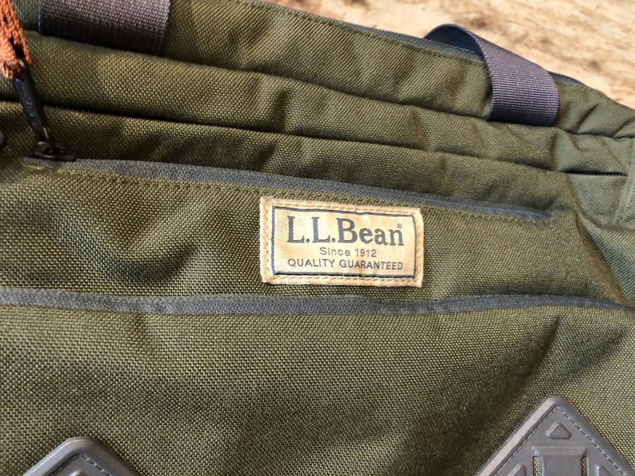 1月27日(月)入荷! L.L Bean ショルダーバッグ!_c0144020_15500769.jpg