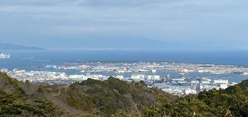 日本平の夢テラス 富士山がきれいに見えるはずが・・・_f0100920_10504246.jpg