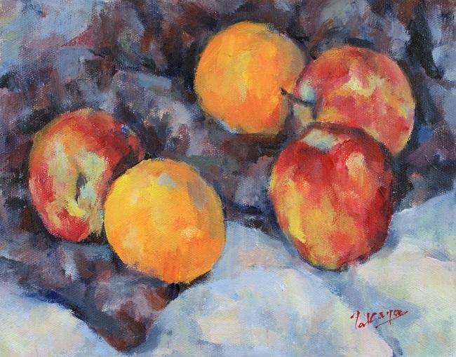 リンゴとオレンジ_c0236929_21450277.jpg