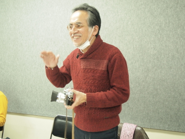第23回 好きやねん大阪カメラ倶楽部 例会報告 今月のテーマ 一眼レフ_d0138130_17281461.jpg