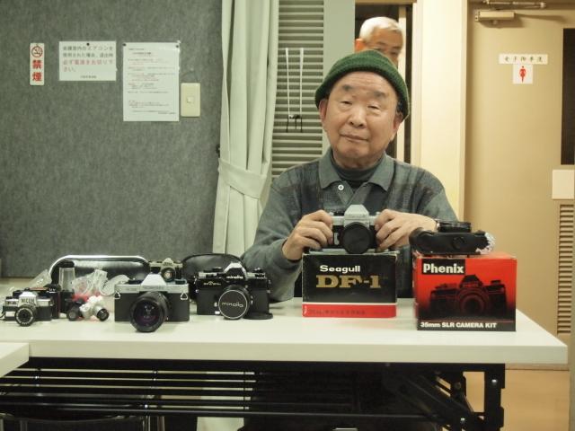 第23回 好きやねん大阪カメラ倶楽部 例会報告 今月のテーマ 一眼レフ_d0138130_17295466.jpg
