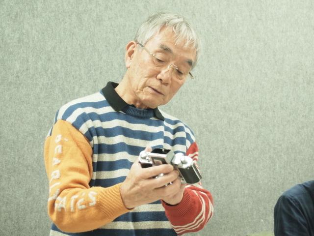 第23回 好きやねん大阪カメラ倶楽部 例会報告 今月のテーマ 一眼レフ_d0138130_17351419.jpg