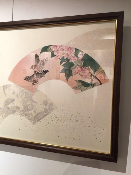 渡谷圭子日本画展_e0255740_01503582.jpeg