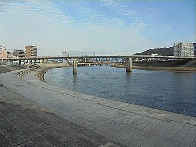 穏やかな狩野川_c0087349_04422469.jpg