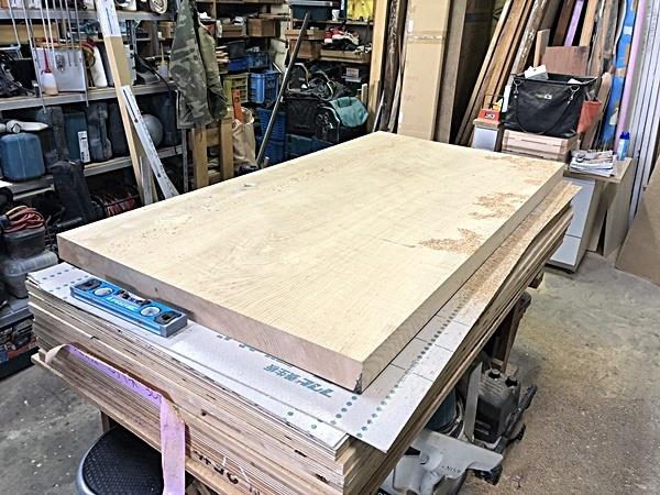 新年最初の家具の仕事_c0019551_10362831.jpeg