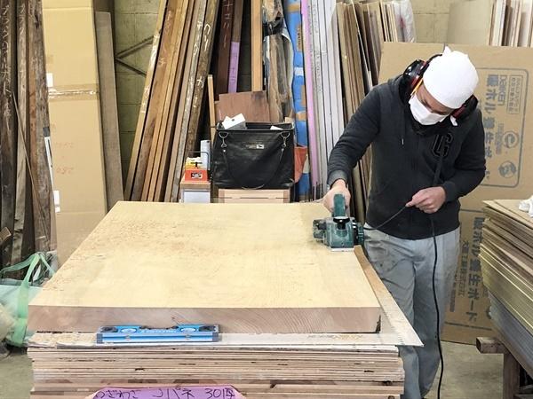 新年最初の家具の仕事_c0019551_10363100.jpeg