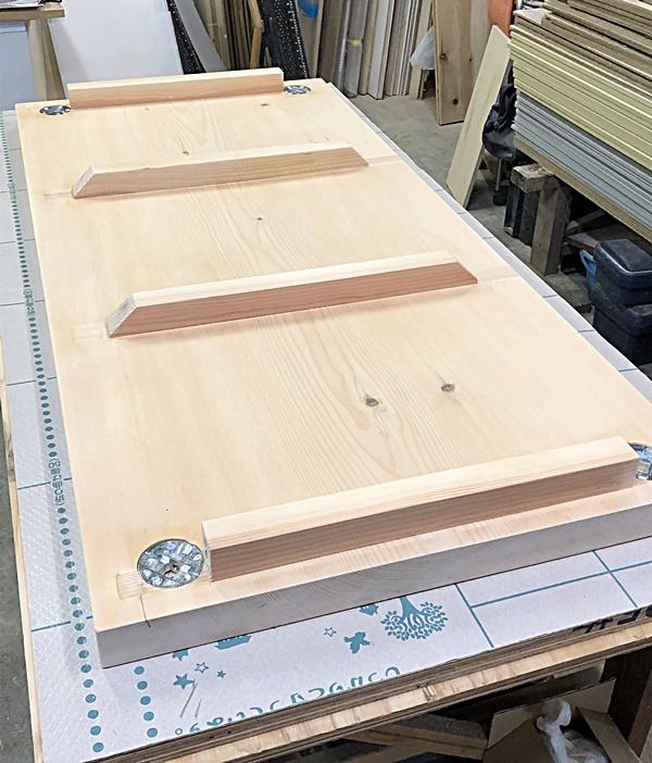 新年最初の家具の仕事_c0019551_10373561.jpg