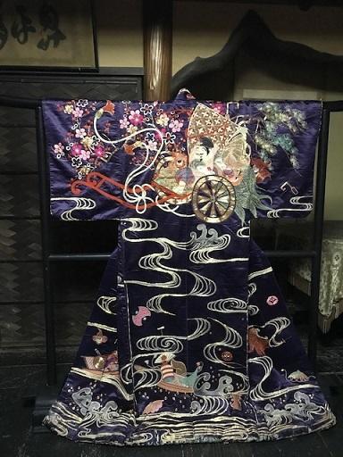 京都伝統産業青年会展・輪違屋・傘の間・紅葉の間。_f0181251_18091536.jpg