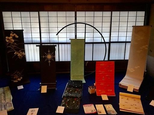 京都伝統産業青年会展・輪違屋・傘の間・紅葉の間。_f0181251_18242671.jpg