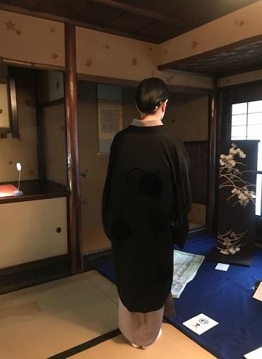 京都伝統産業青年会展・輪違屋・傘の間・紅葉の間。_f0181251_18250142.jpg