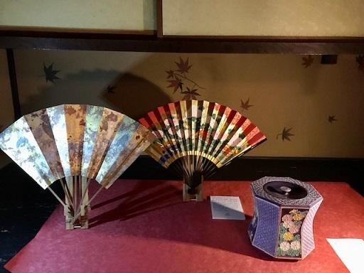 京都伝統産業青年会展・輪違屋・傘の間・紅葉の間。_f0181251_18254958.jpg