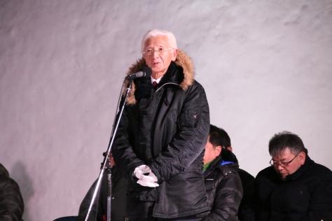 ~雪と光のアート~十和田湖冬物語2020開幕_f0237658_11573714.jpg