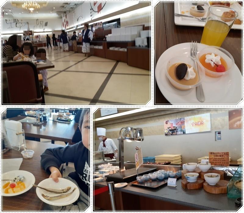 サンパレスの朝食ブッフェ_b0236665_08040726.jpg