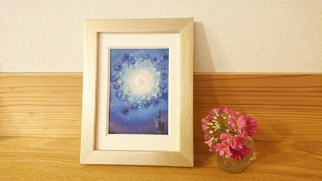 新月に想う、マリアさまno,2***_e0290872_09300755.jpg