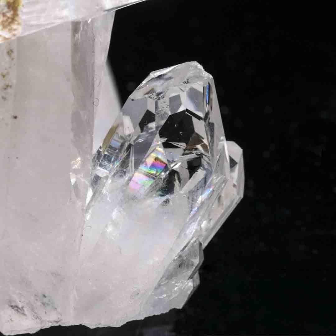水晶クラスター ブラジル・トマスゴンサガ産_d0303974_09334527.jpg