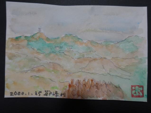 半年ぶりに南高尾山稜を歩く_e0232277_14593412.jpg