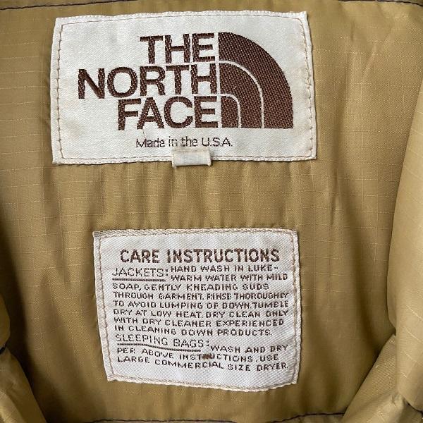 THE NORTH FACE 茶タグ_c0146178_14504378.jpg