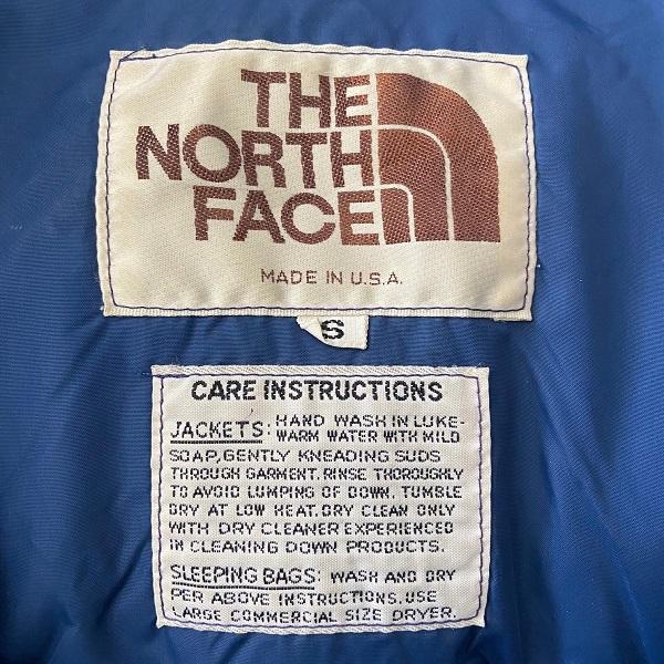 THE NORTH FACE 茶タグ_c0146178_15575843.jpg
