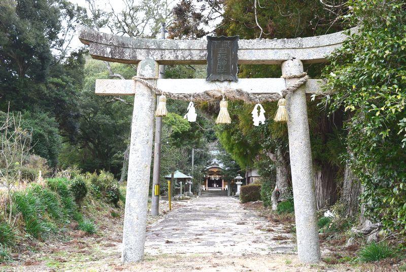 防府・山口のぶらり旅 ・・・「弾除け神社」と呼ばれた三坂神社_d0061579_1554113.jpg