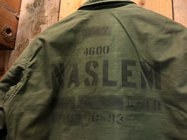 2月1日(土)マグネッツ大阪店スーペリア入荷!!#2 U.S.Military Part2編! Navy & Coat!!_c0078587_1844222.jpg