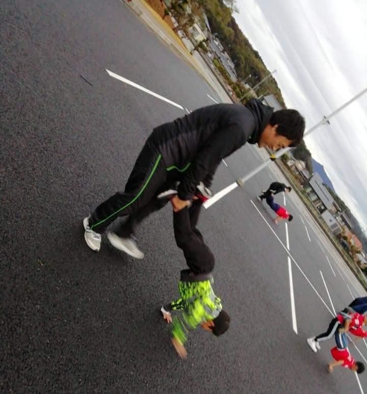 三好道場冬季合宿二日目、選手稽古をよく頑張ってくれました!_c0186691_13234417.jpg