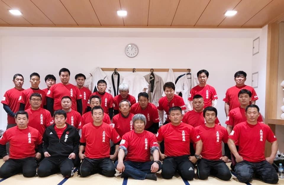 三好道場冬季合宿二日目、選手稽古をよく頑張ってくれました!_c0186691_13235006.jpg