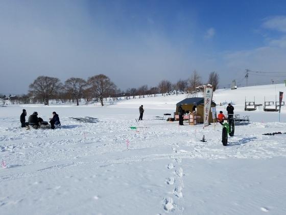 【BBQ on ICE 皆楽公園 in 月形町】に協賛参加させて頂きました_d0198793_13431425.jpg