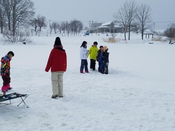 【BBQ on ICE 皆楽公園 in 月形町】に協賛参加させて頂きました_d0198793_13431845.jpg