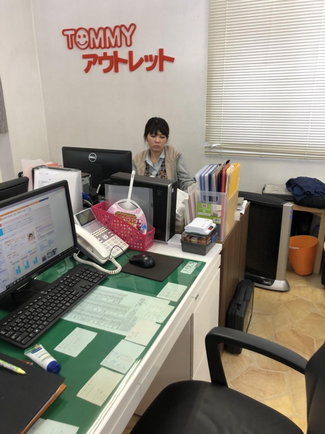 1月28日(火)☆TOMMYアウトレット☆あゆブログ٩(●˙▿˙●)۶ 初売りプライスは月末まで!!_b0127002_17575237.jpg