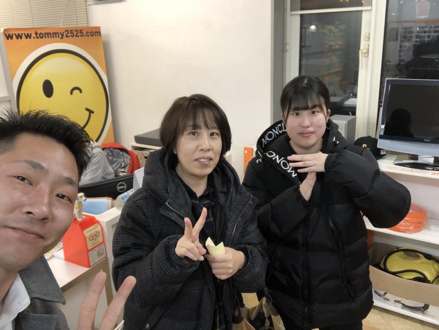 1月28日(火)☆TOMMYアウトレット☆あゆブログ٩(●˙▿˙●)۶ 初売りプライスは月末まで!!_b0127002_18562977.jpg