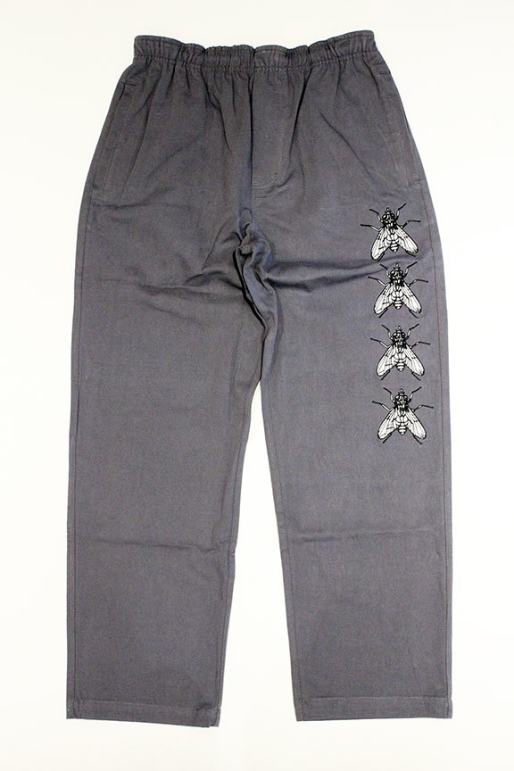 """BUTTER GOODS (バターグッズ) \"""" Swarm Embroidered Pants \""""_b0122806_12535854.jpg"""