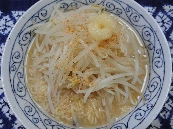 1/28 サンヨー食品サッポロ一番みそラーメン京都醸造白味噌使用_b0042308_23523326.jpg