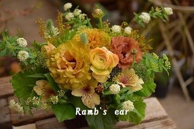 お供え花お送りしました。_e0128909_03444120.jpg