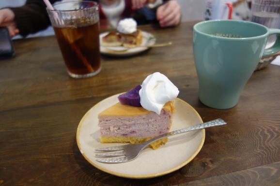 cafe粉寝さんでランチ&ケーキ_e0230011_17113043.jpg
