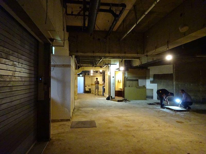 ベアレン醸造所様 駅前新店舗開店工事スタート!_f0105112_04543268.jpg