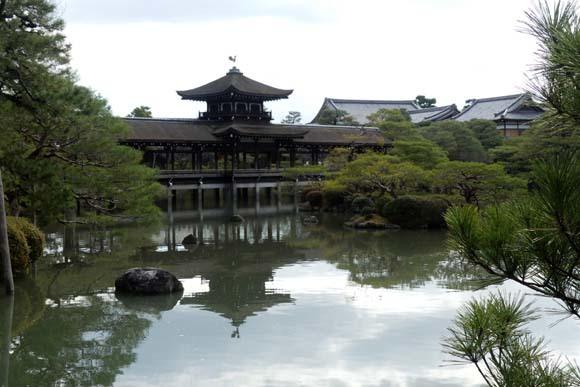 冬の平安神宮_e0048413_21321074.jpg