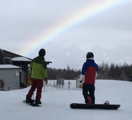 雪から虹_a0150315_16592054.jpeg