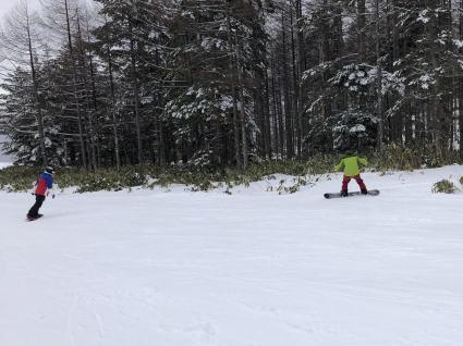 雪から虹_a0150315_16592774.jpg