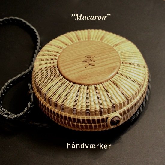 "\""Macaron\"" 7inch round clutch_f0197215_14492788.jpeg"