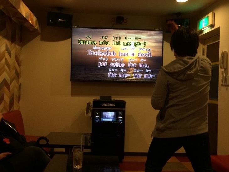 136会じゃないよ! Just ~New year\'s drinking party!!_e0036217_23485169.jpg